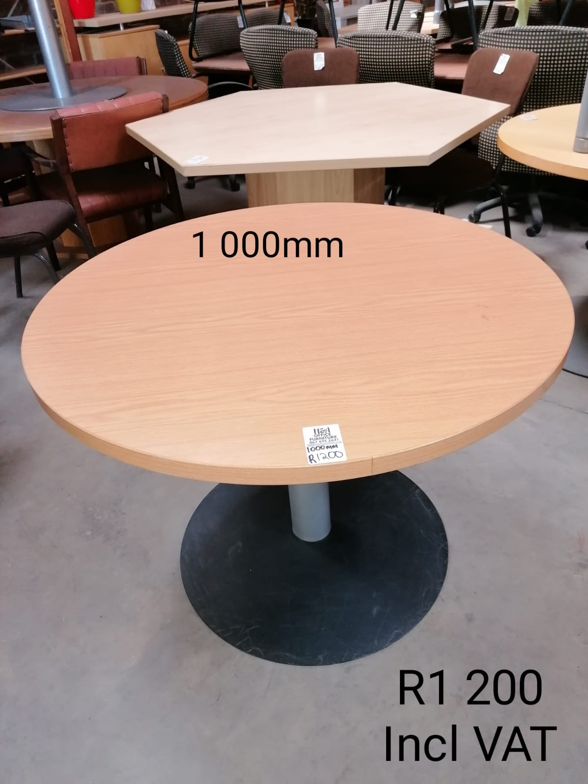Second Hand Boardroom Table For Sale