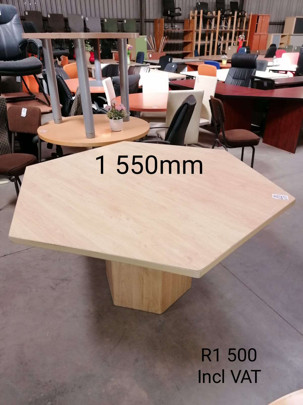 Used Boardroom Table for sale